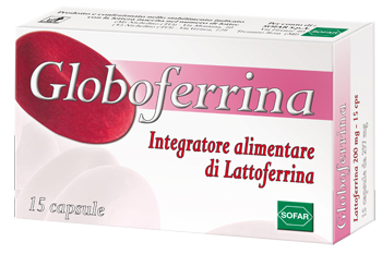 Globoferrina 15 compresse
