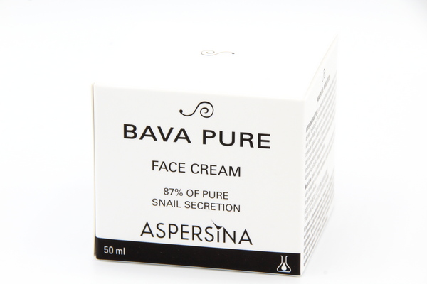 Aspersina Bava Pure Crema 50Ml